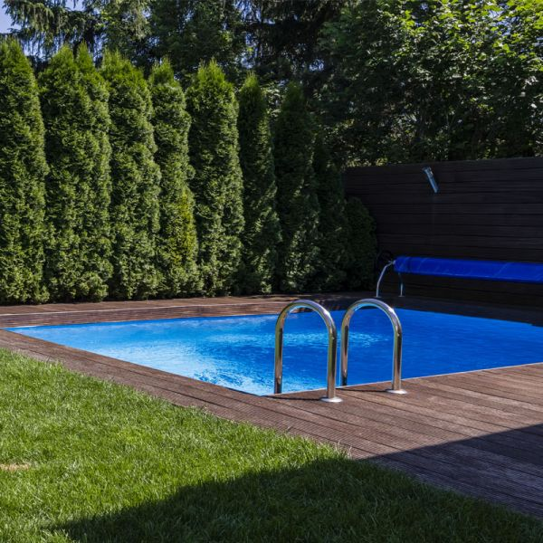 Isotherm Pool 10,00 x 5,00 x 1,50 m