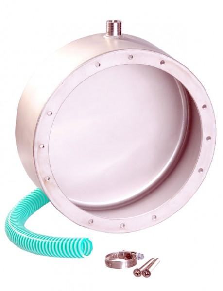 VitaLight Einbaunische Edelstahlbecken für 30er, 21er und 15er Power LED