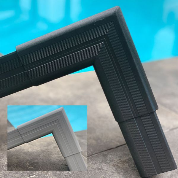 Aufpreis Albixon Skimmerabschlussleiste X Shape 3 x 8 m