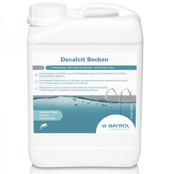 Bayrol Decalcit Becken 3 l
